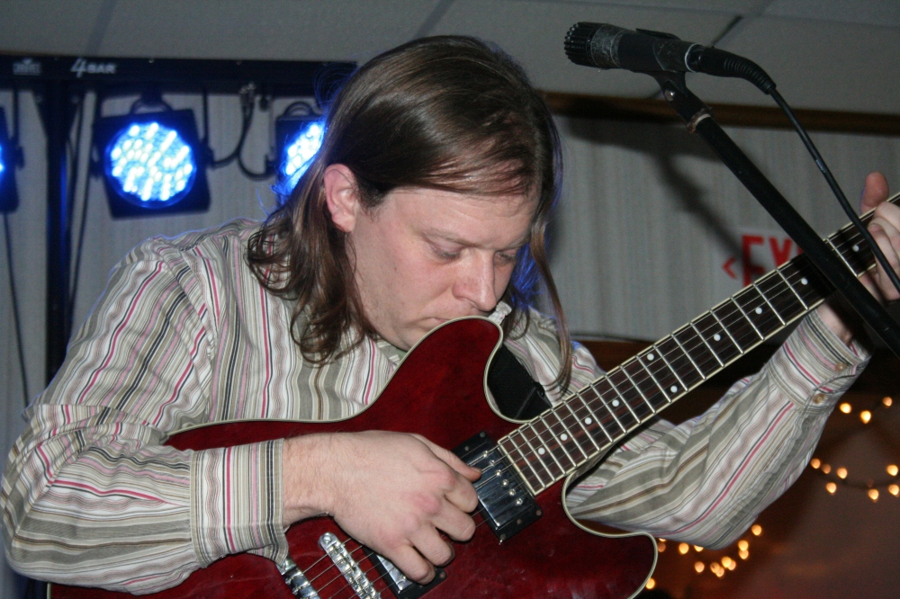 Trendlenburg Band: Justin Cutway lovin' music