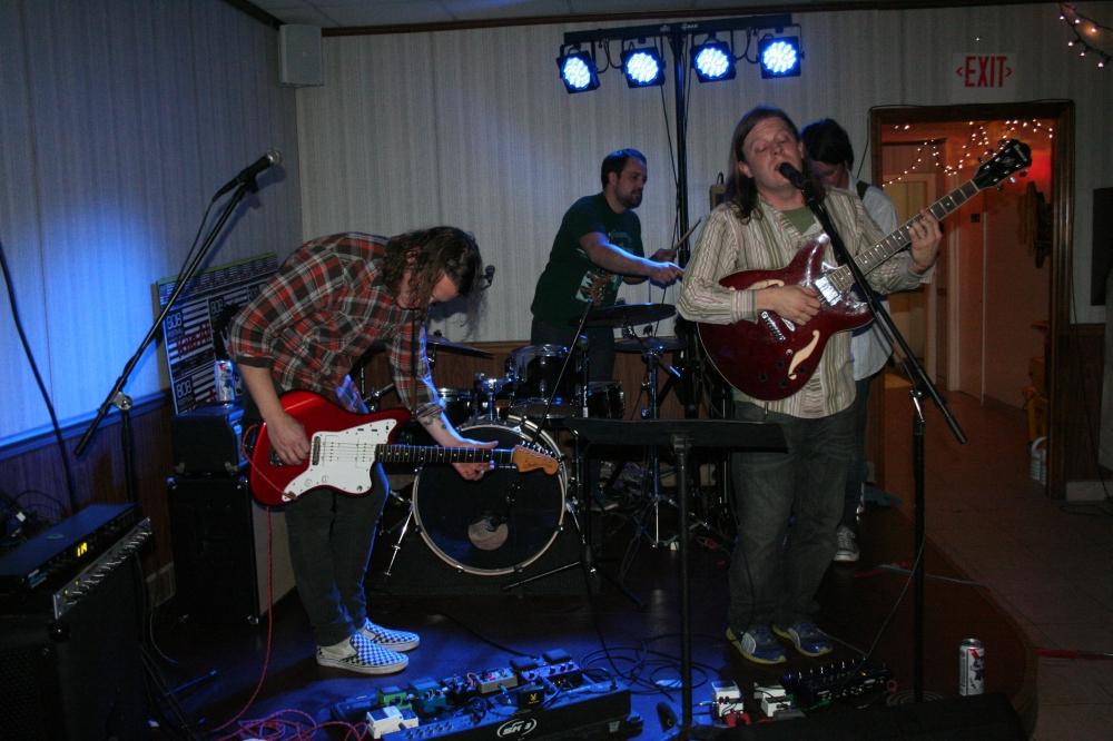 Trendlenburg Band in Macon, GA