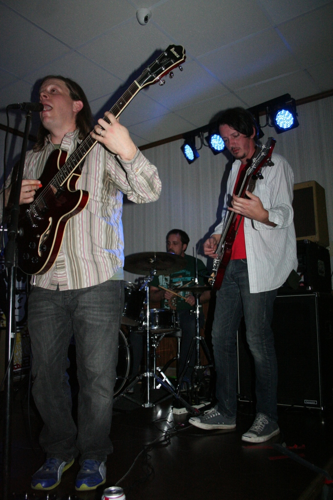 Trendlenburg Band rockin a Friday