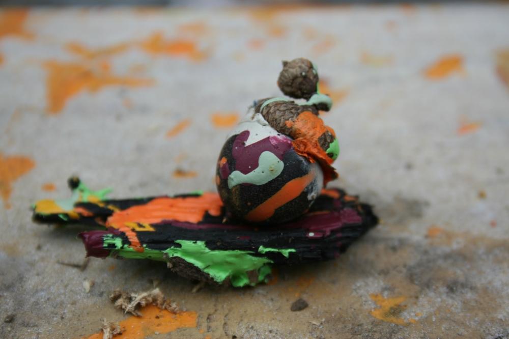 Tiny Art: Big Color