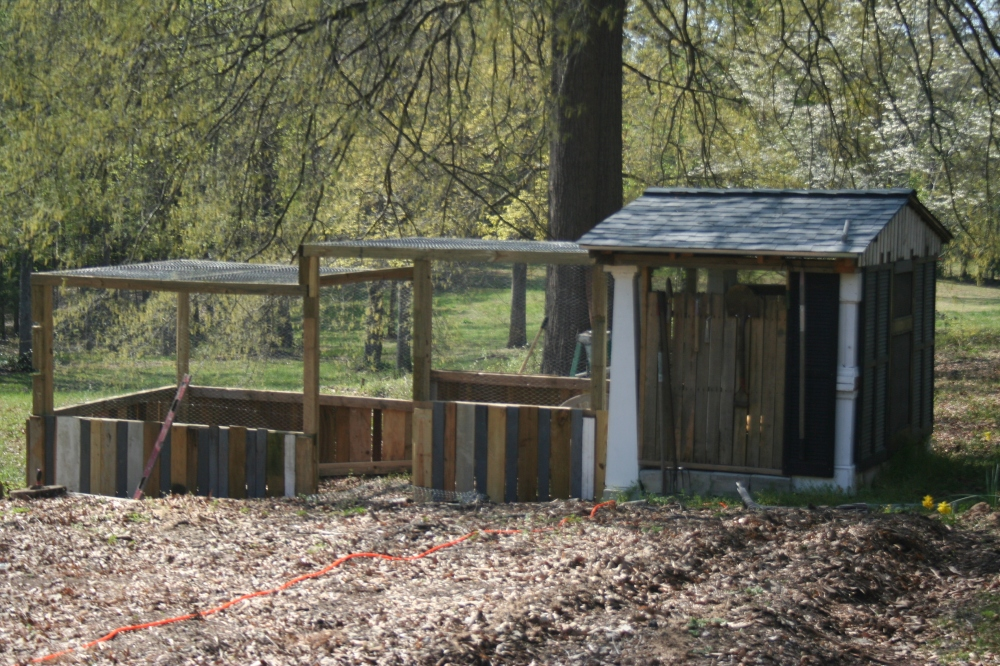 Our chicken house(wing)